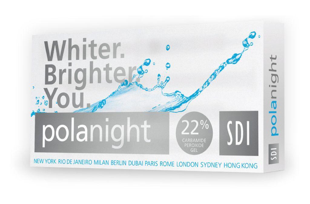 Pola Night Teeth Whitening