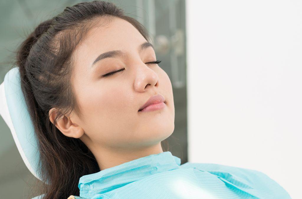 Sedation or sleep dentistry