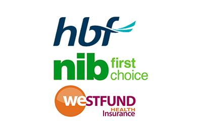HBF Nib and Westfund Health Insurance